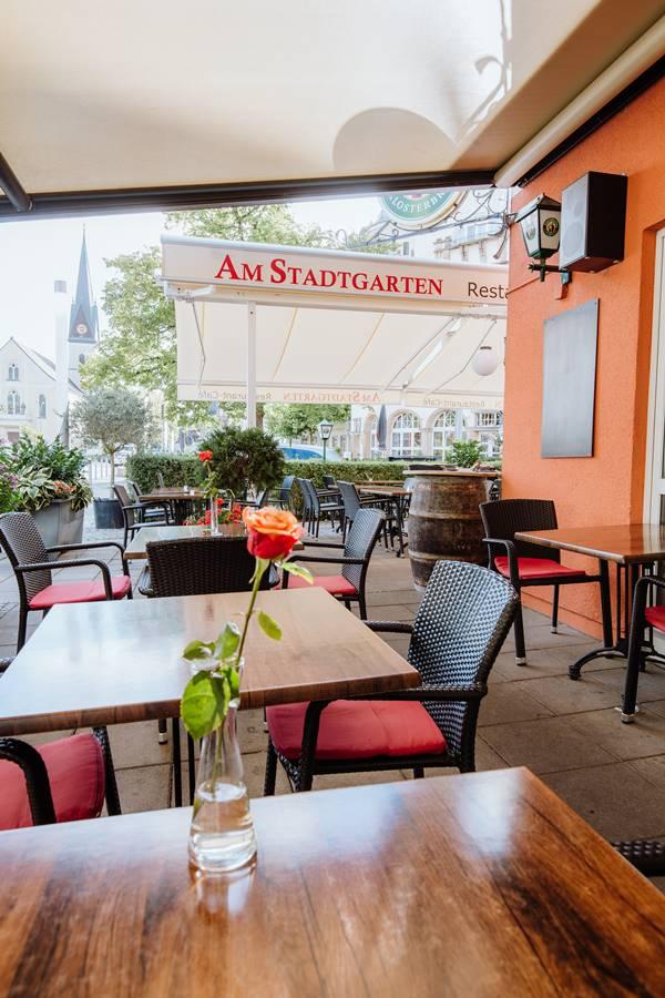 Restaurant am Stadtgarten Singen